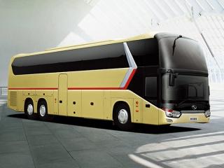 金龙客车39座。